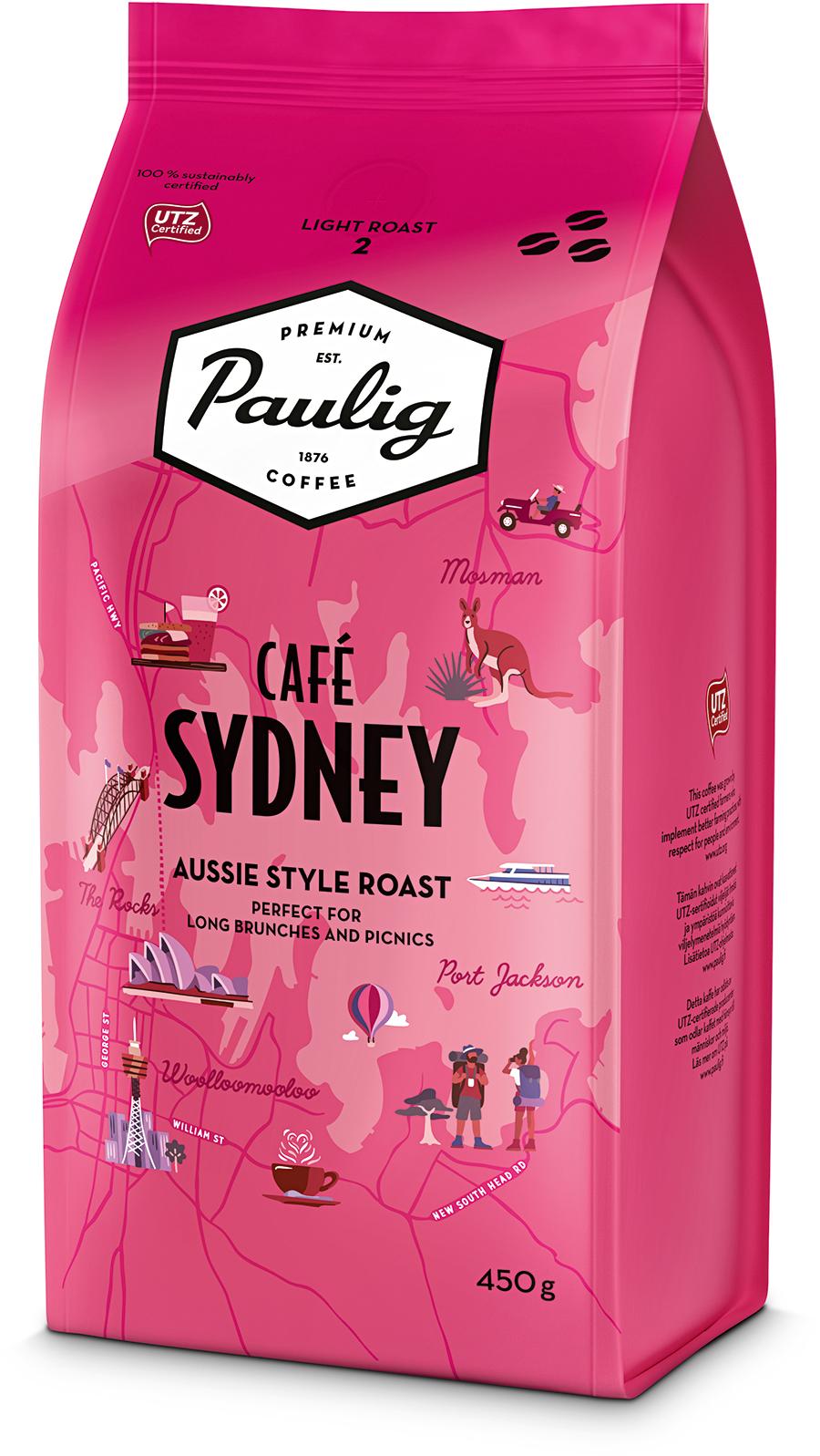 Paulig Sydney