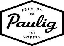 paulig coffee logo primarily
